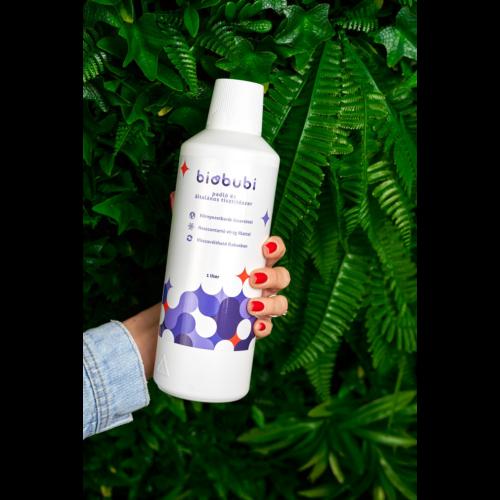 Biobubi Padló és általános tisztítószer