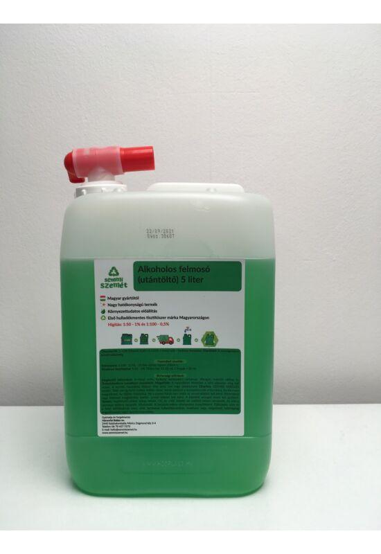 Alkoholos felmosószer (5L)